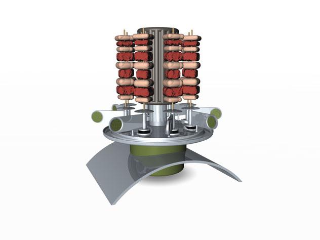 Co3 produktdesign for Tischgrill design